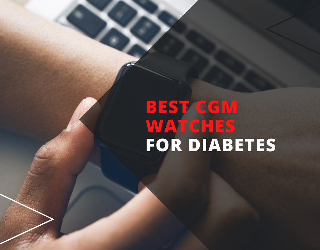 continuous diabetic glucose monitoring watch