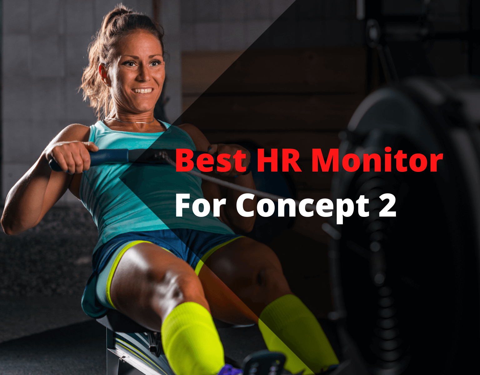Best Heart rate monitor for concept 2 rowing