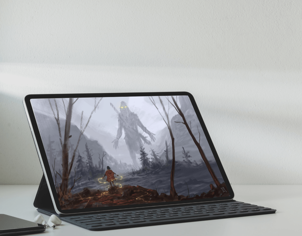 Best tablet for D&D and beyond